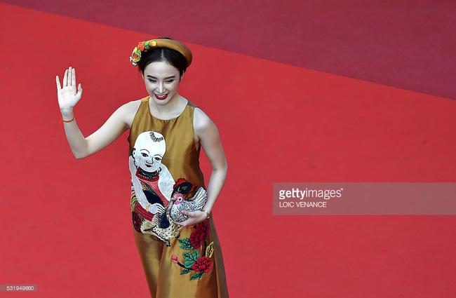 Angela Phương Trinh khôn khéo chọn đồ tại Cannes-4