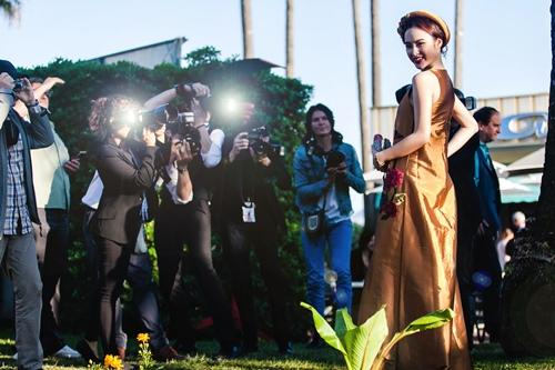 Angela Phương Trinh khôn khéo chọn đồ tại Cannes-7