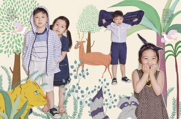 Cặp sinh đôi nhà Lee Young Ae càng lớn càng đáng yêu-4