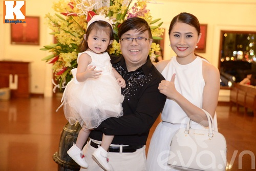 Ngọc Lan và người yêu nắm tay đi đám cưới Quang Tuấn - Linh Phi-10