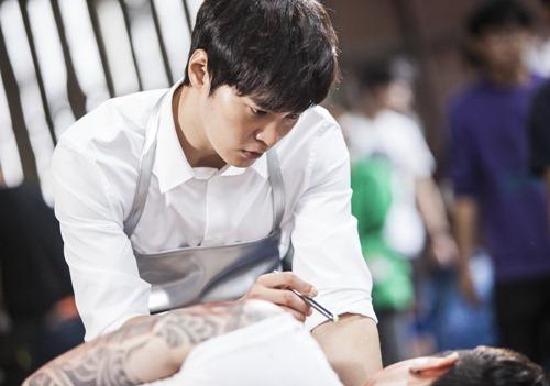 """kim tae hee dep doi ben """"thien tai lang bam"""" joo won - 1"""