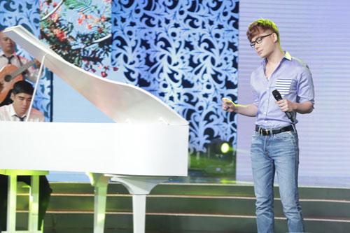"""Nathan Lee khoe giọng hát """"gây bão"""" trên truyền hình-10"""