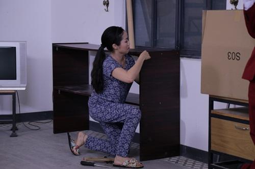 """Ốc Thanh Vân làm """"người ở"""" cho gia đình chồng - 2"""