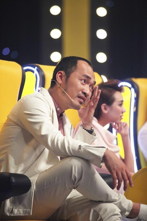"""Trấn Thành khóc vì ông bố có con gái """"cuồng Sơn Tùng""""-8"""
