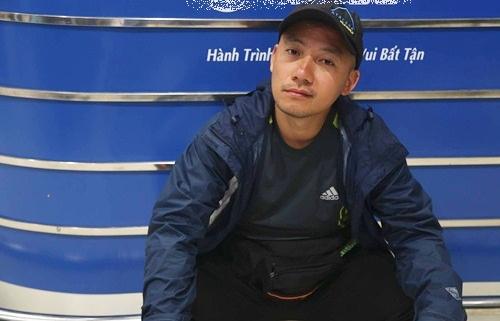 huong giang idol khoc, pong chuan nga xe o con dao - 3