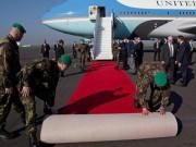 Tin tức - Air Force One chở Tổng thống Obama được miễn kiểm tra an ninh