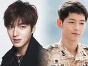 Làng sao - Hoãn nhập ngũ, Lee Min Ho bị so sánh với Song Joong Ki