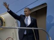 Tin tức - Công bố lịch trình thăm Việt Nam của Tổng thống Obama