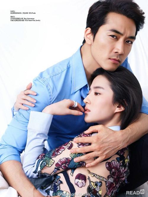 showbiz 24/7: song seung hun to tinh giua dem voi diec phi - 2