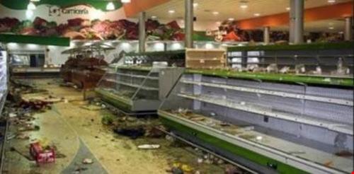 venezuela: an ca cho, meo, bo cau vi thieu thuc pham - 2