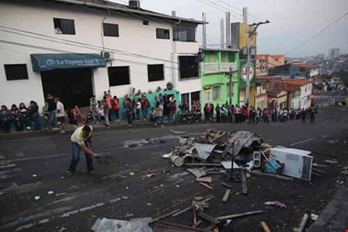 venezuela: an ca cho, meo, bo cau vi thieu thuc pham - 3