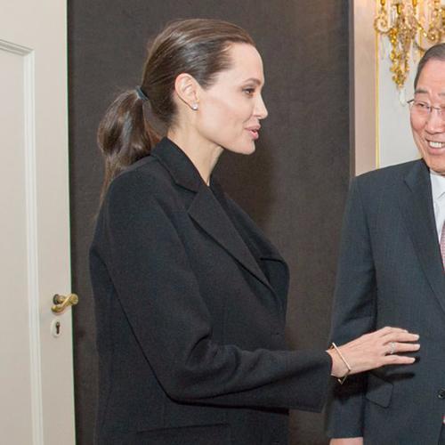 Fan xót xa khi Angelina Jolie ngày càng gầy gò tiều tụy-10
