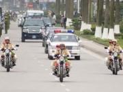 Tin tức - Lịch phân làn đường Hà Nội dịp đón Tổng thống Obama