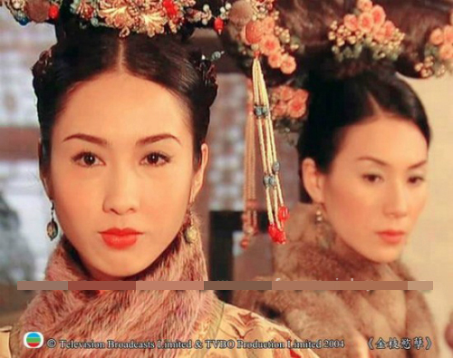 """my nhan """"tham cung noi chien"""" dep quen tuoi tac - 6"""