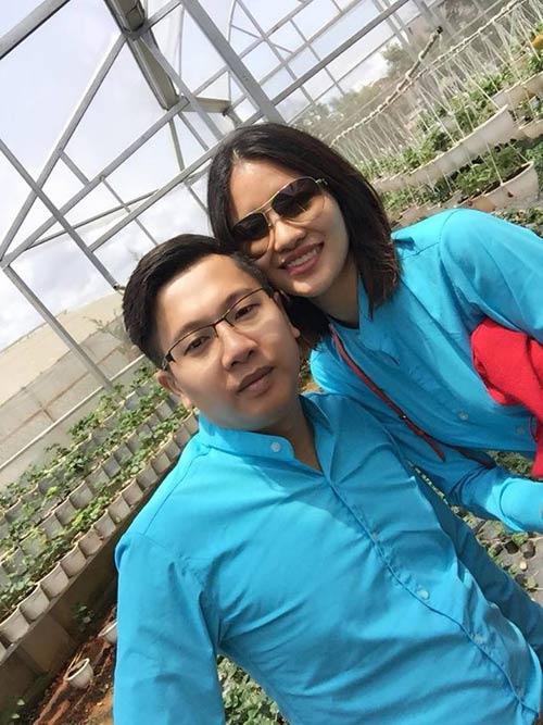 """gai que"" le thi phuong hanh phuc don sinh nhat ben chong sap cuoi - 4"