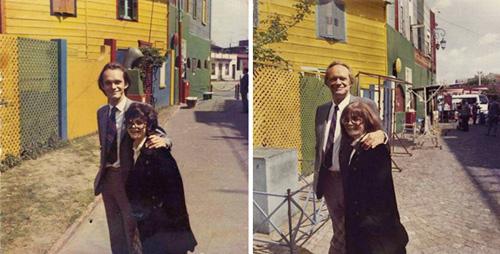 Những bức ảnh chứng minh tình yêu còn mãi với thời gian-10