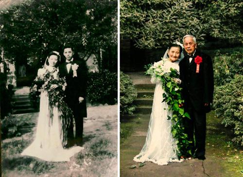 Những bức ảnh chứng minh tình yêu còn mãi với thời gian-11