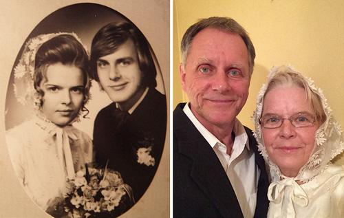 Những bức ảnh chứng minh tình yêu còn mãi với thời gian-12