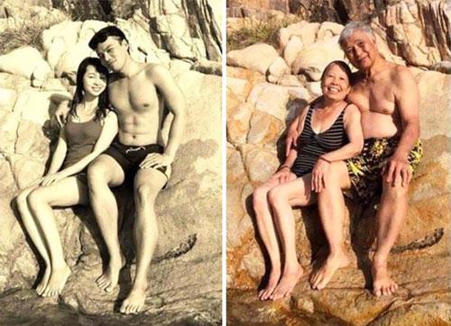 Những bức ảnh chứng minh tình yêu còn mãi với thời gian-14