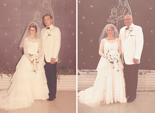 Những bức ảnh chứng minh tình yêu còn mãi với thời gian-2