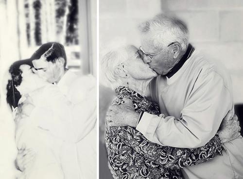 Những bức ảnh chứng minh tình yêu còn mãi với thời gian-6
