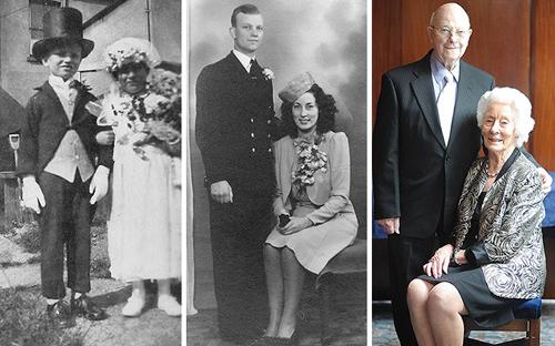 Những bức ảnh chứng minh tình yêu còn mãi với thời gian-8
