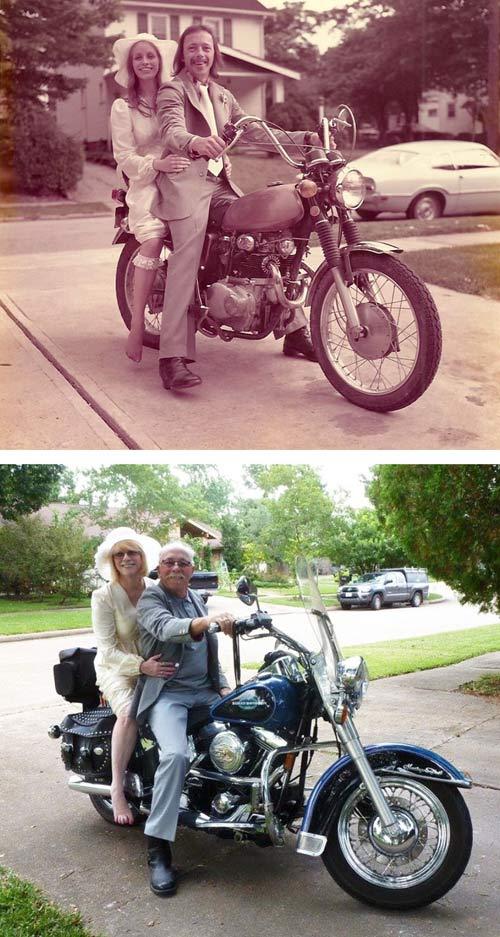 Những bức ảnh chứng minh tình yêu còn mãi với thời gian-9