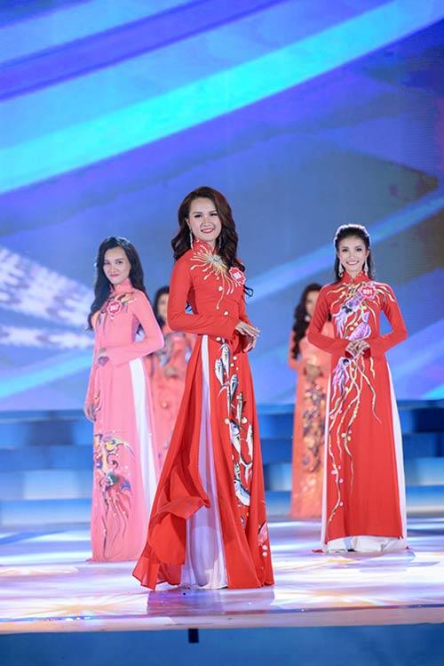 Mãn nhãn với đêm chung kết Hoa hậu biển VN 2016-1