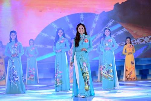 Mãn nhãn với đêm chung kết Hoa hậu biển VN 2016-3