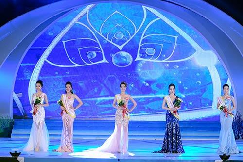 Mãn nhãn với đêm chung kết Hoa hậu biển VN 2016-16