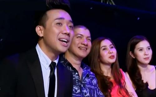"hoai linh, my linh cuoi nac ne truoc hari won ""phien ban loi"" - 8"