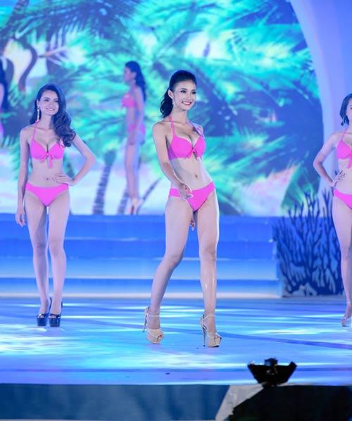 Mãn nhãn với đêm chung kết Hoa hậu biển VN 2016-7