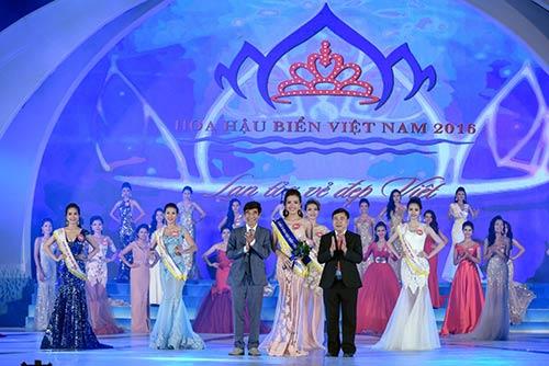 Mãn nhãn với đêm chung kết Hoa hậu biển VN 2016-19