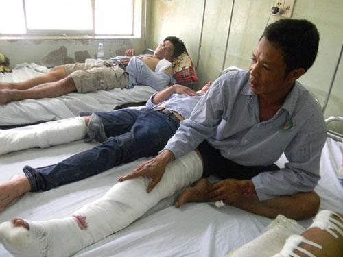Tai nạn thảm khốc ở Bình Thuận: Bàng hoàng, tang thương!-2