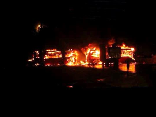 Tai nạn thảm khốc ở Bình Thuận: Xé lòng tiếng kêu cứu-2