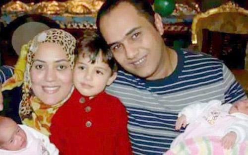 Vợ chồng bán nhà đi chữa ung thư thiệt mạng trên máy bay Ai Cập-1