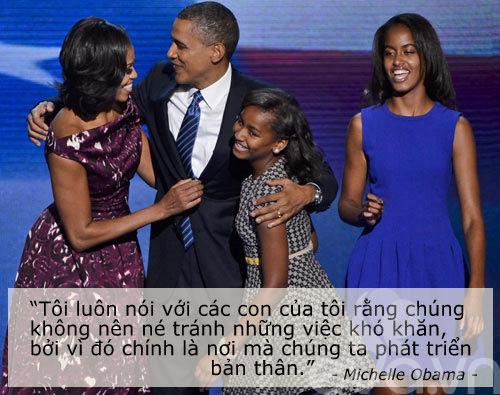 6 cau noi day con cua vo chong obama khien the gioi kham phuc - 4