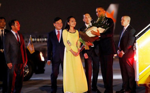 Báo nước ngoài dồn dập đưa tin ông Obama thăm Việt Nam-2