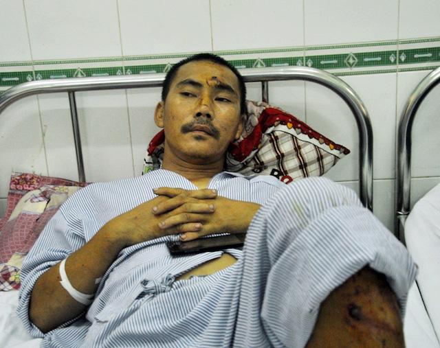 Gặp 2 người hùng trong vụ tai nạn thảm khốc ở Bình Thuận-1