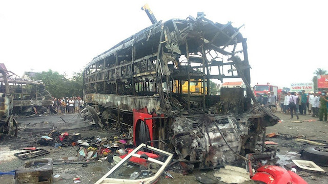 Gặp 2 người hùng trong vụ tai nạn thảm khốc ở Bình Thuận-2