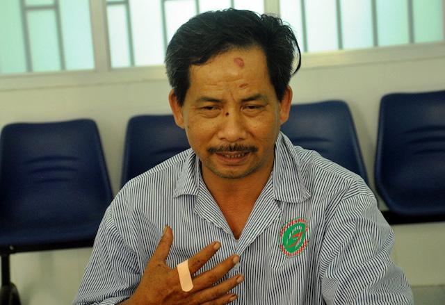 Gặp 2 người hùng trong vụ tai nạn thảm khốc ở Bình Thuận-3