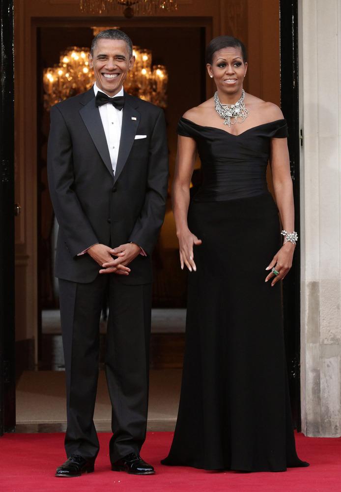 Gu thời trang tinh giản đầy thanh lịch của Tổng thống Obama - 6