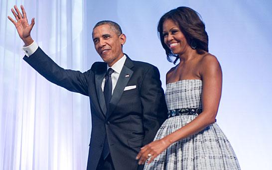 Gu thời trang tinh giản đầy thanh lịch của Tổng thống Obama - 2