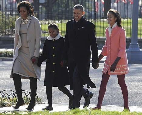 Gu thời trang tinh giản đầy thanh lịch của Tổng thống Obama - 9