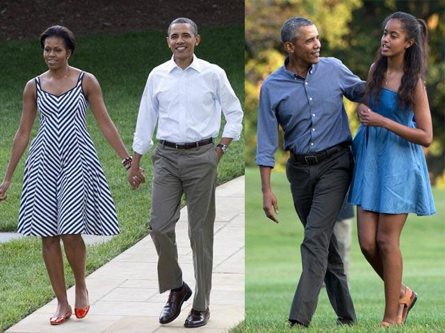 Gu thời trang tinh giản đầy thanh lịch của Tổng thống Obama - 10