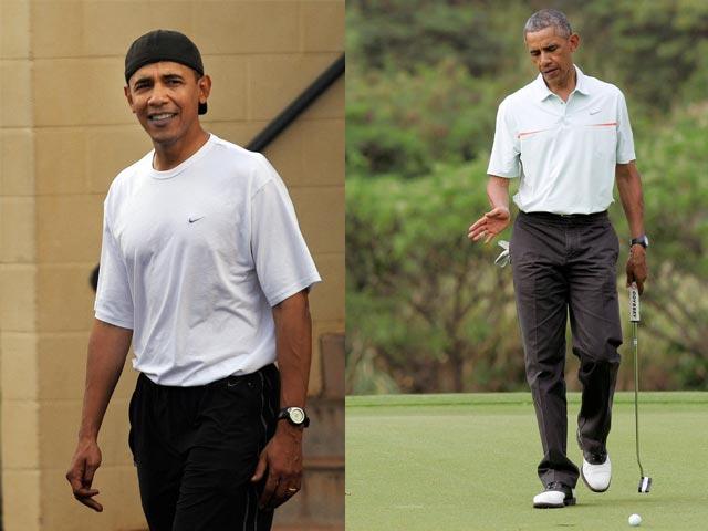 Gu thời trang tinh giản đầy thanh lịch của Tổng thống Obama - 12