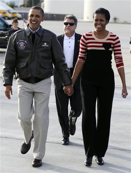 Gu thời trang tinh giản đầy thanh lịch của Tổng thống Obama - 11
