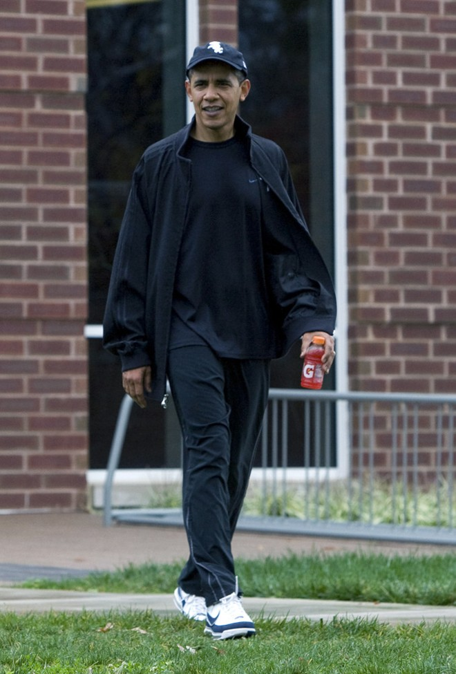 Gu thời trang tinh giản đầy thanh lịch của Tổng thống Obama - 13