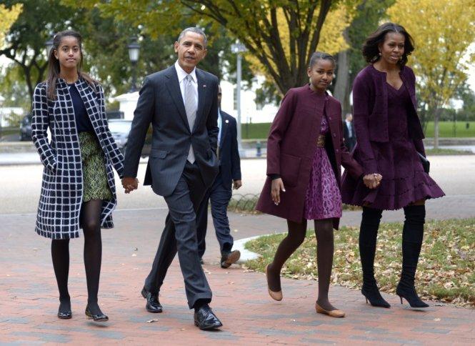 Gu thời trang tinh giản đầy thanh lịch của Tổng thống Obama - 3