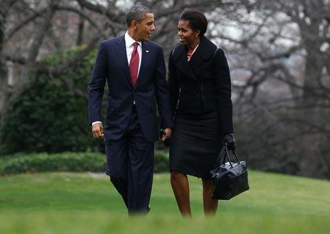 Gu thời trang tinh giản đầy thanh lịch của Tổng thống Obama - 4